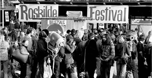 Roskilde festival the collection tøjkollektion